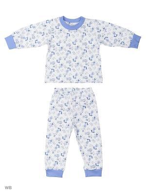 Пижама Ассорти Лео. Цвет: сиреневый
