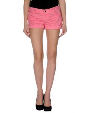 Повседневные шорты TOY G.. Цвет: розовый