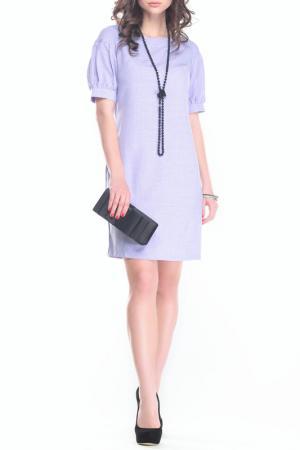 Платье MAURINI. Цвет: светло-фиолетовый