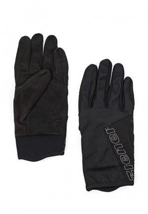 Перчатки Ziener. Цвет: черный
