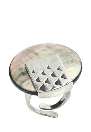 Кольцо Nature bijoux. Цвет: серебряный