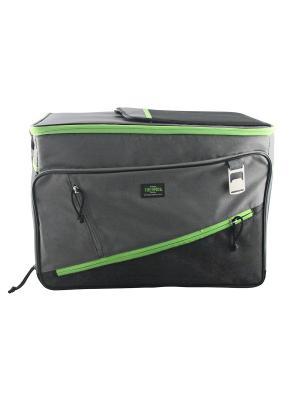 Сумка- термос тм THERMOS Berkley 48 Can Cooler Green. Цвет: зеленый
