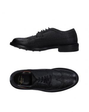 Обувь на шнурках G.H. BASS & CO. Цвет: черный