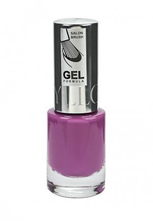 Гель-лак для ногтей Yllozure. Цвет: фиолетовый