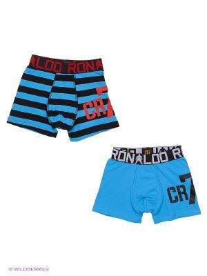 Трусы CR7 Cristiano Ronaldo. Цвет: черный, синий, зеленый, красный