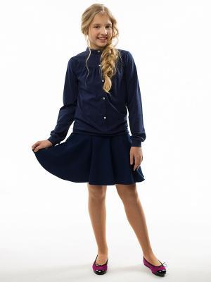Блузка I love to dream. Цвет: синий