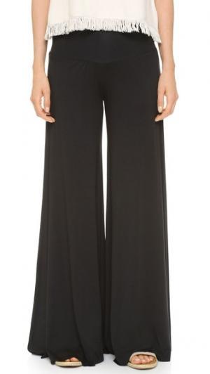 Широкие брюки Rachel Pally. Цвет: голубой