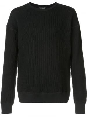 Thermal jumper Wings+Horns. Цвет: чёрный