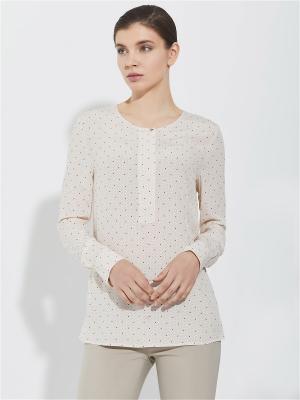 Блуза женская Charuel. Цвет: бледно-розовый