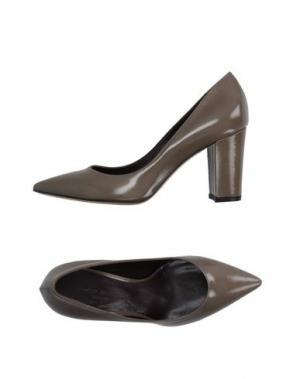 Туфли FAUZIAN JEUNESSE. Цвет: серый