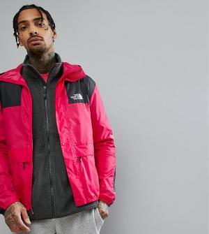 The North Face Ярко-розовая куртка 1985 эксклюзивно для ASOS. Цвет: розовый