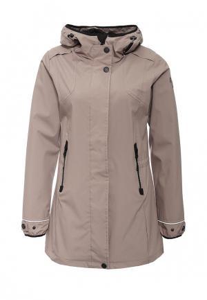 Куртка Torstai. Цвет: бежевый