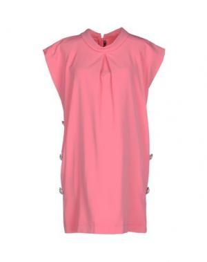 Короткое платье LA CAMICIA BIANCA. Цвет: розовый