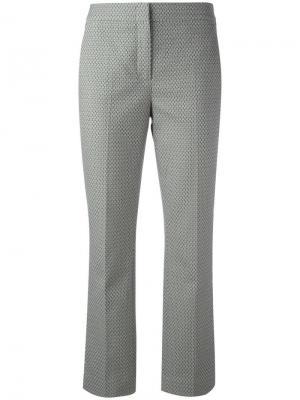 Укороченные брюки Delicate Fantasy Dorothee Schumacher. Цвет: многоцветный