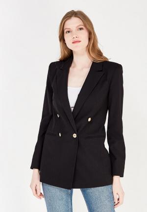 Пиджак Miss Selfridge. Цвет: черный
