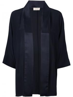 Пиджак-кимоно Decadent Murmur. Цвет: чёрный