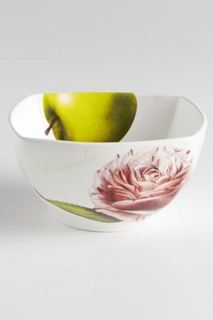 Салатник 14х14х7 см Ceramiche Viva. Цвет: мультицвет
