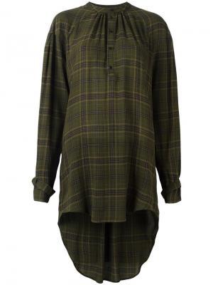 Блузка Cosmopolitan A.F.Vandevorst. Цвет: зелёный