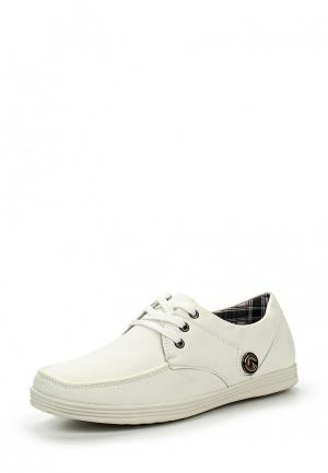 Ботинки CBSLA. Цвет: белый