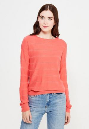 Джемпер Jacqueline de Yong. Цвет: коралловый