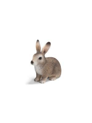 Дикий кролик SCHLEICH. Цвет: серый