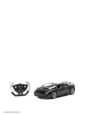 Машина Lamborghini Super Leggera RASTAR. Цвет: черный
