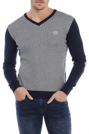 Пуловер Sir Raymond Tailor. Цвет: синий