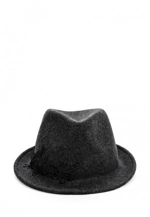 Шляпа Mascotte. Цвет: серый