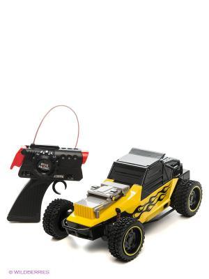 Боевая машина Багги на радиоуправлении Jada. Цвет: черный, желтый