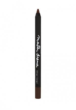 Карандаш для глаз Maybelline New York. Цвет: коричневый
