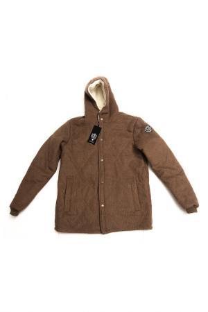 Куртка KILT HERITAGE. Цвет: коричневый
