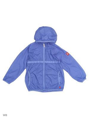 Куртка Reima. Цвет: голубой