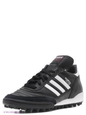 Шиповки MUNDIAL TEAM Adidas. Цвет: черный