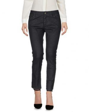 Повседневные брюки ADELE FADO. Цвет: черный