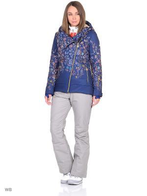 Куртка Stayer. Цвет: темно-фиолетовый