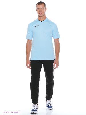 Футболка Rival Joma. Цвет: светло-голубой