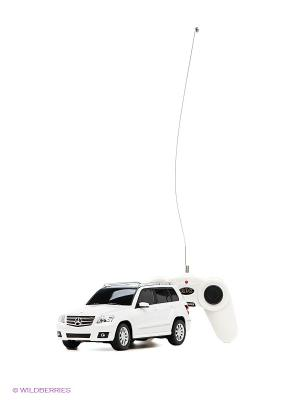 Машинка MERCEDES-BENZ GLK RASTAR. Цвет: белый