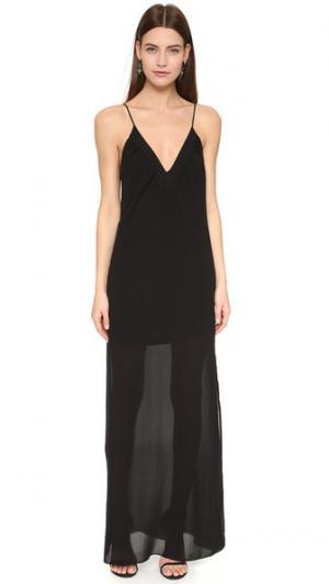 Вечернее платье Jeera Rory Beca. Цвет: оникс