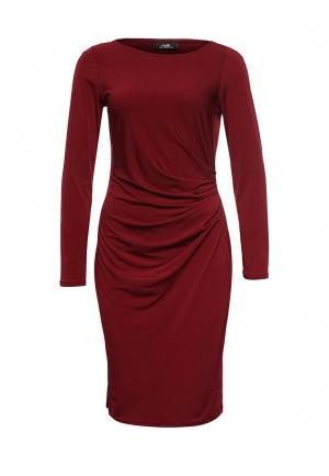 Платье Wallis. Цвет: бордовый