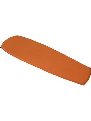 Коврик самонадувающийся Стоун 2.5 Nova tour. Цвет: оранжевый