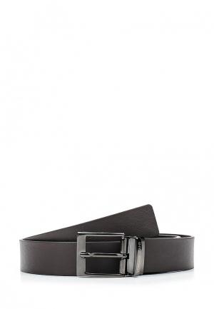 Ремень Versace Jeans. Цвет: коричневый