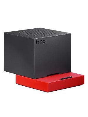 Портативная bluetooth-колонка HTC BOOMBASS Subwoofer. Цвет: черный