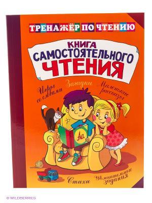 Книга самостоятельного чтения Издательство АСТ. Цвет: оранжевый