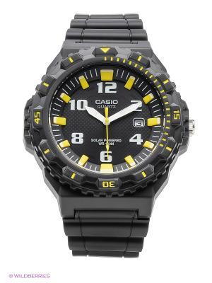 Часы Casio MRW-S300H-1B3. Цвет: желтый