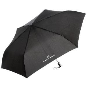 Зонт Tom Tailor 216TT00012999. Цвет: черный