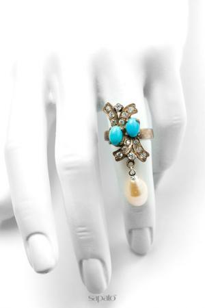 Кольцо Beatrici Lux