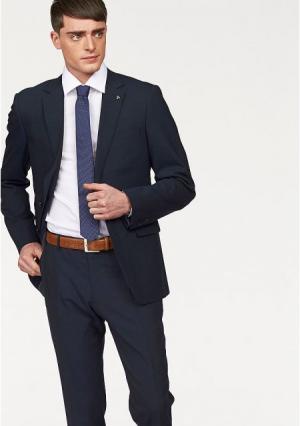 Пиджак BRUNO BANANI. Цвет: темно-серый, темно-синий