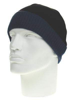Шапка Infiniti. Цвет: черный, синий