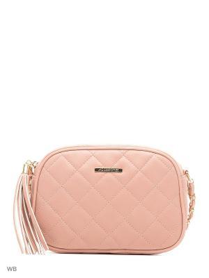 Маленькая сумка Modis. Цвет: бледно-розовый