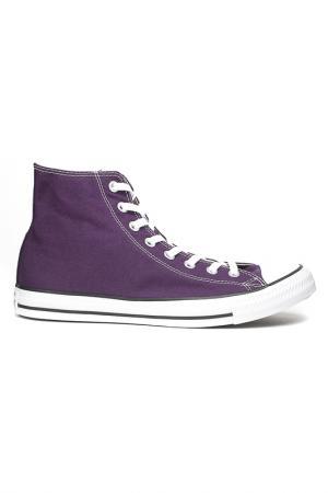 Полуботинки Converse. Цвет: фиолетовый